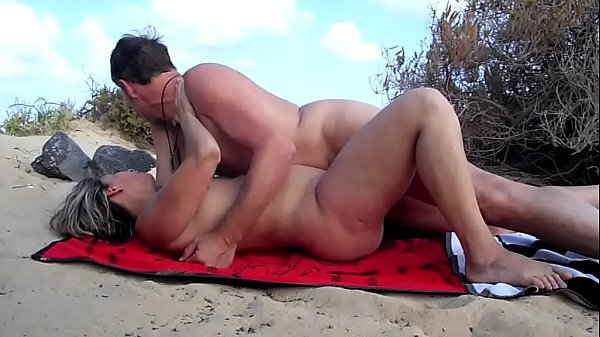 Lisa and Sparrow fuck at the beach
