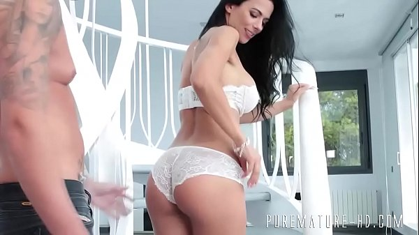 Milf With Big Tits Enjoys Hardcore Anal Sex