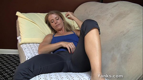 Small Titted Skyle Fingering Her Pussy Thumb