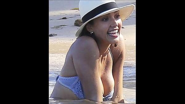 Jessica Alba sexy ass Thumb