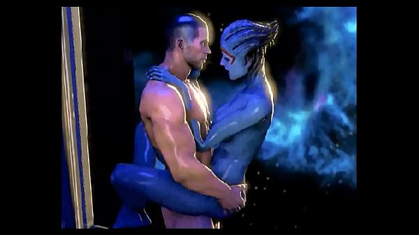 Mass Effect - Samara And Shepard Romance - Compilation Thumb