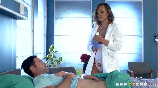 Brazzers - Dirty nurse Kiera Rose gets some big dick Thumb