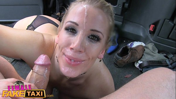 Female Fake Taxi Three exciting sessions and cumshots in the back Thumb