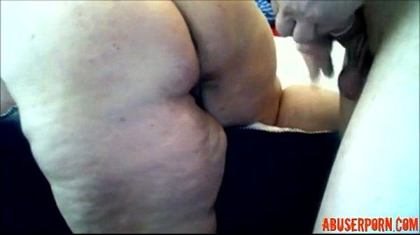 Mature BBW Anal: Free Granny Porn Video 94  - abuserporn.com