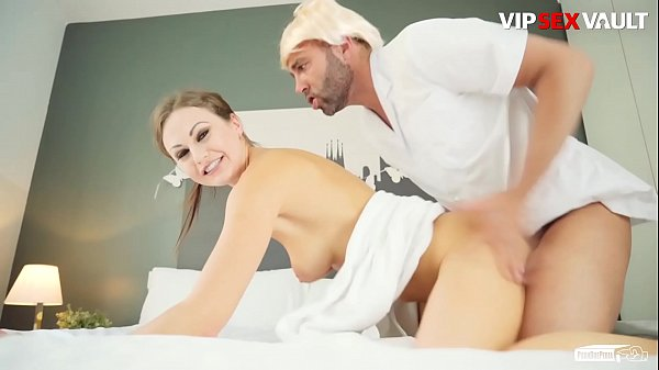 PORNDOE PEDIA - #Tina Kay #Pablo Ferrari - Role Play Sex Guide With A Perv British MILF Thumb