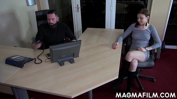 Teen urgently needs big cock