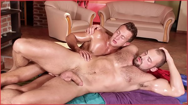 GAYWIRE – Gay Massage Gets Hot and Heavy With Tomas Friedel & Vilda