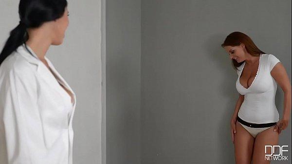 Sheila Grant & Kira Queen XXX – the masseuse