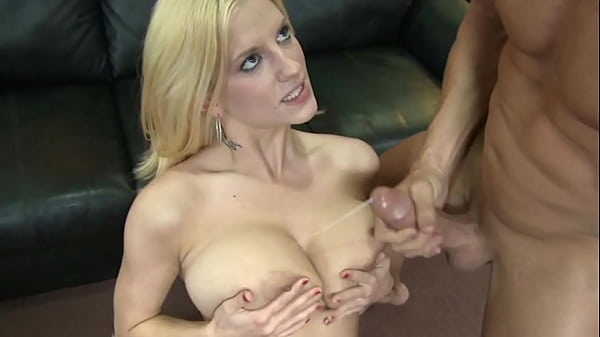 Cum on Tits Cumpilation (Blondes) Thumb