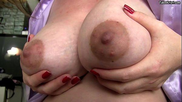 Suck On Mommy's Big Milky Titties - Fauxcest Lactation Fantasy Thumb