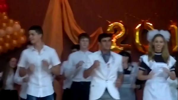 Upskirt russian school dance oops #10 - YouTube.MP4