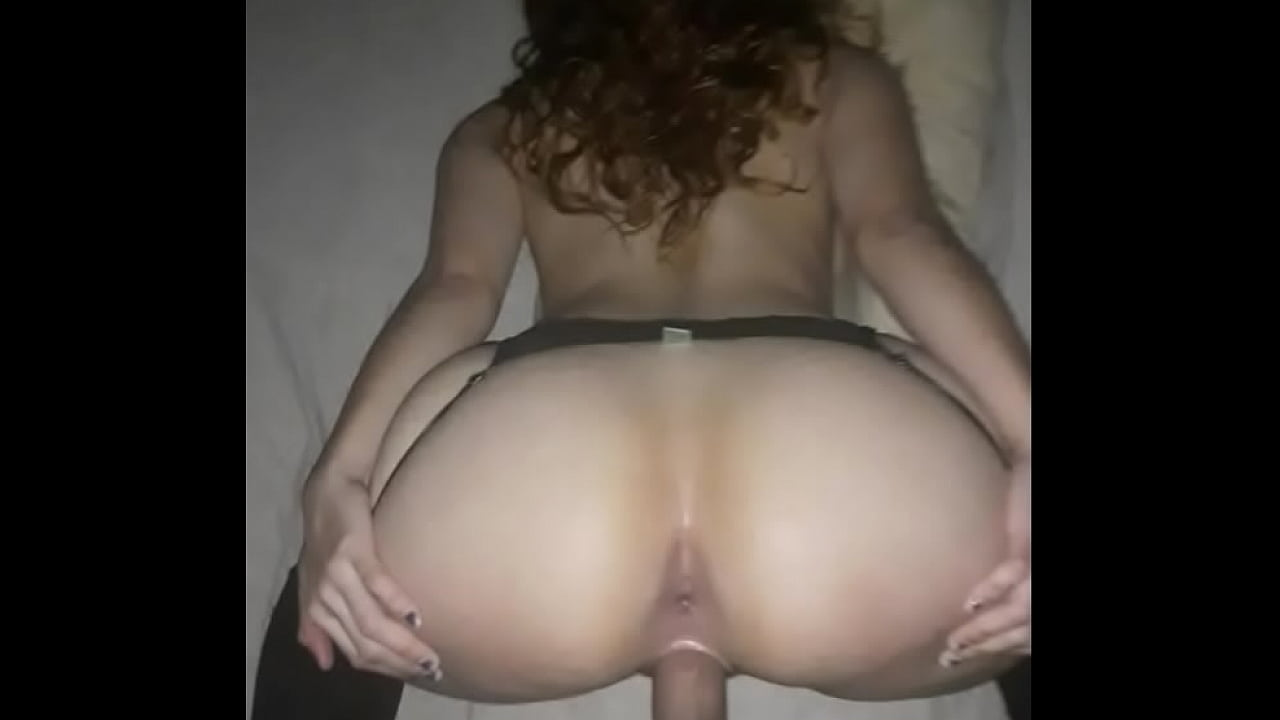 Latina Big Butt Masturbation