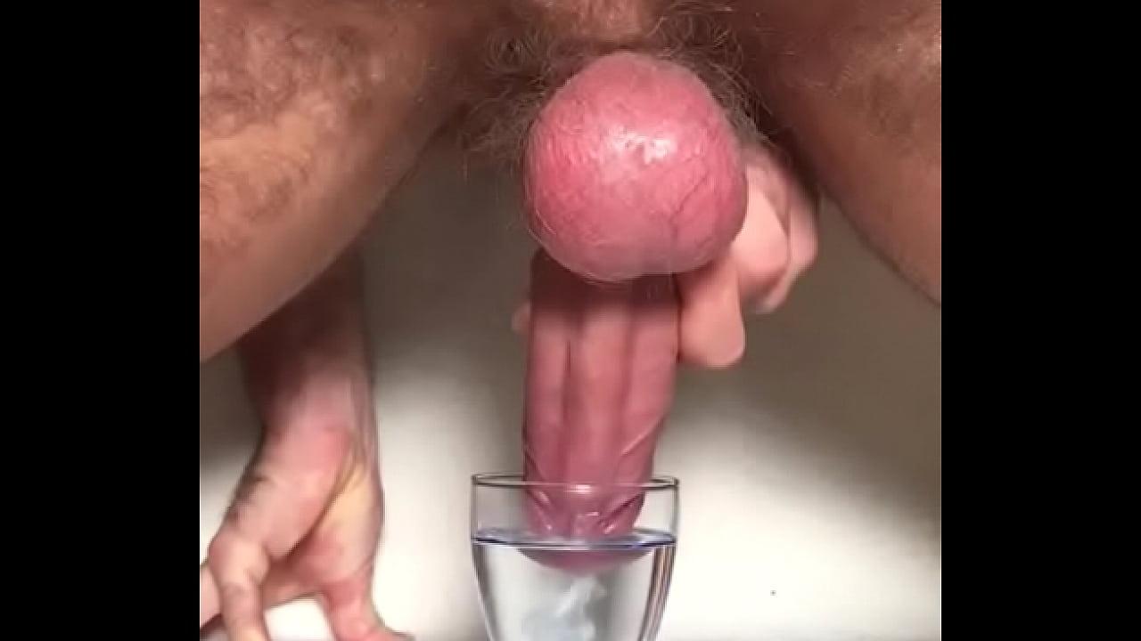 A Glass Of Cum