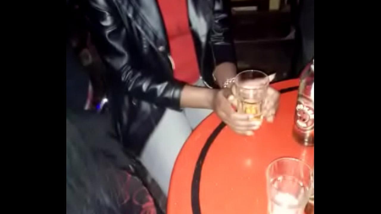Horny Kenyan in Club  thumbnail