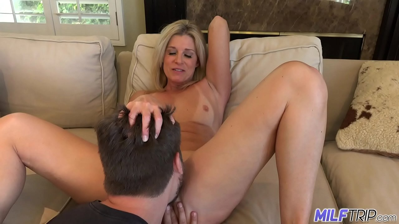Real Stepmom Fucks Stepson