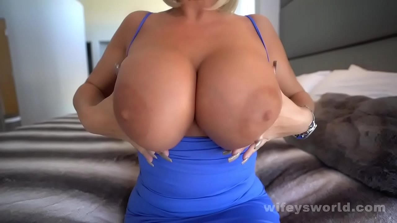 Blonde Busty Milf Fucking