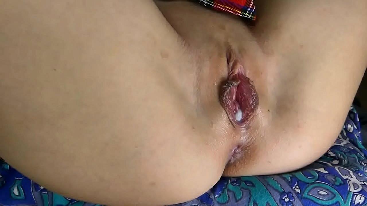 Solo Ebony Tight Pussy Moaning