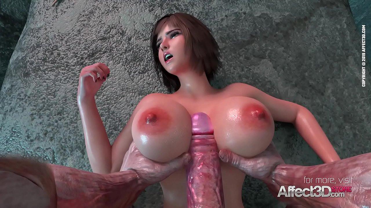 Big Tits Uncensored Hentai