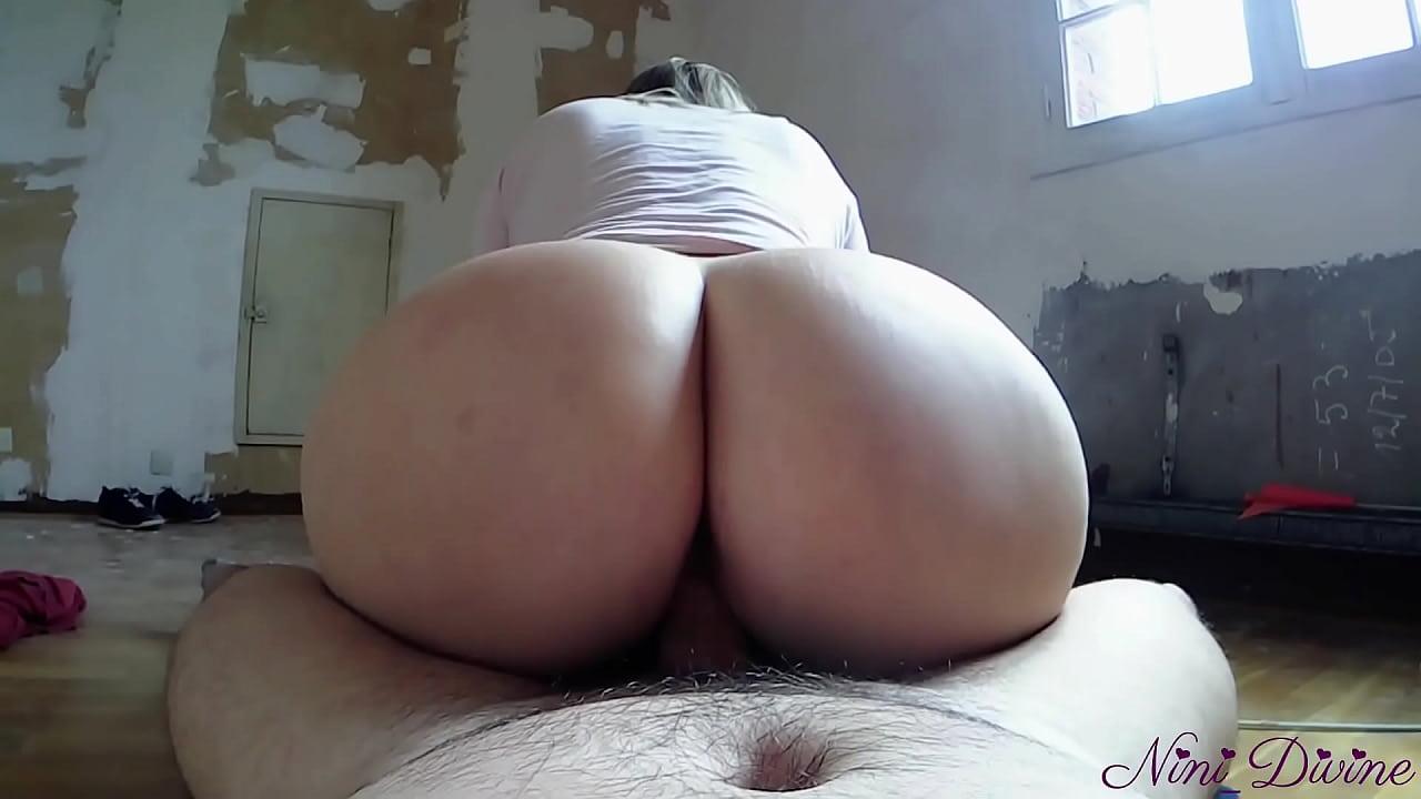 Big Ass Redhead Creampie