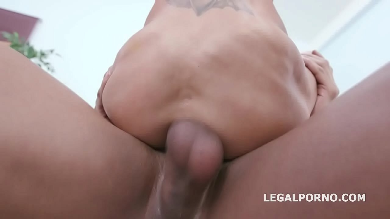 Britney Madison Double Anal
