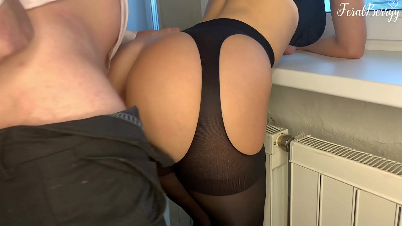 Fucked Schoolgirl In Her Tight Asshole While Parents Arent At Home. Feralberryy  - 25