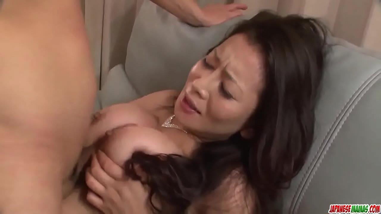 Step Mom Fucks Son Part 1