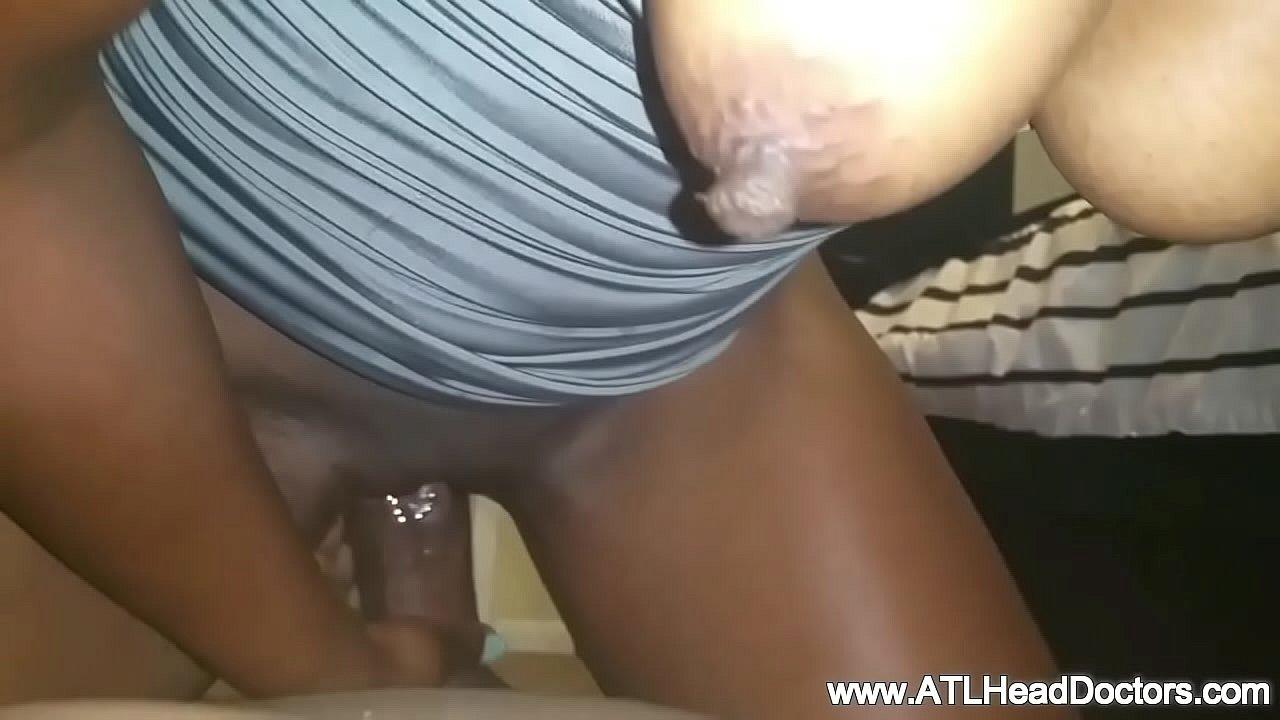 Ebony Couple Fucking Kitchen