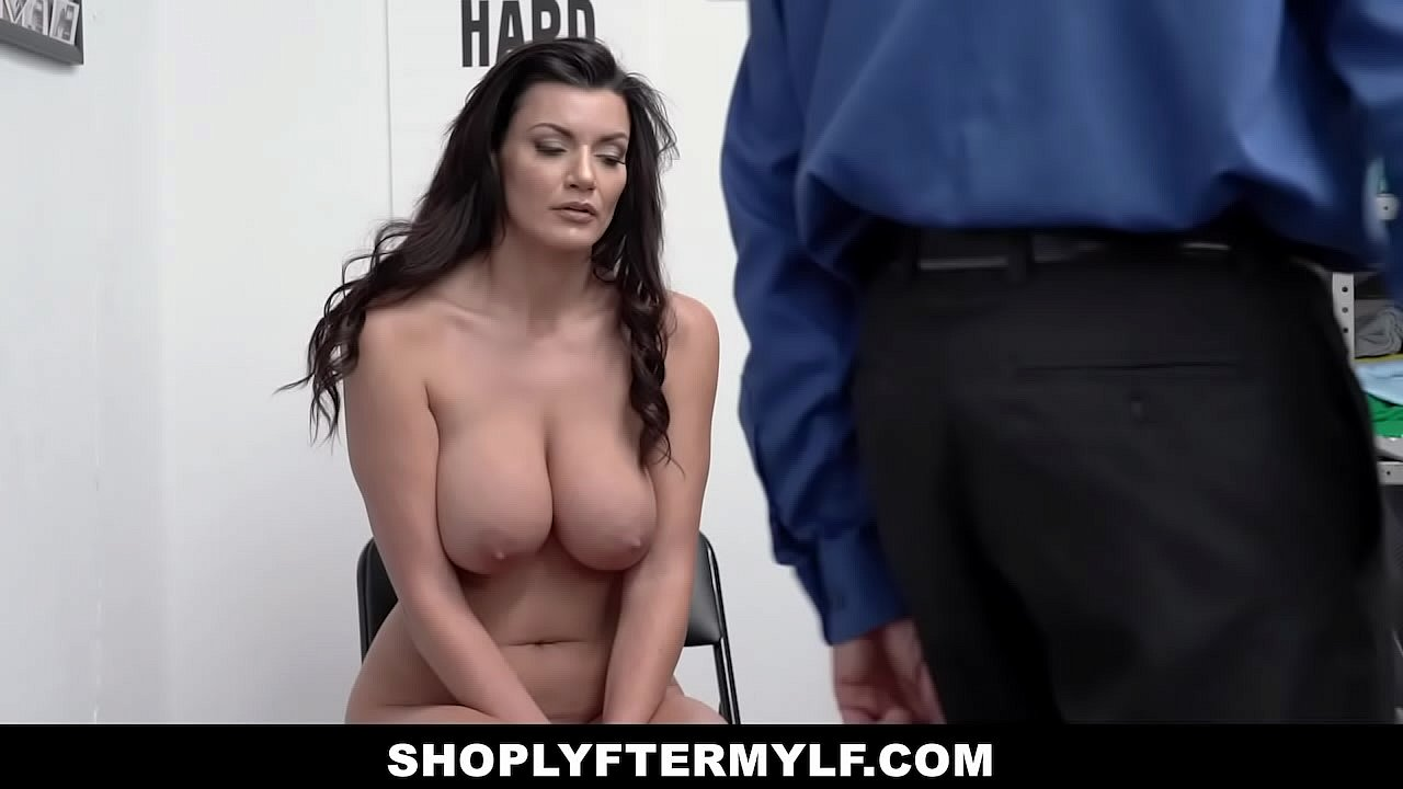 Caught Stealing Big Tits