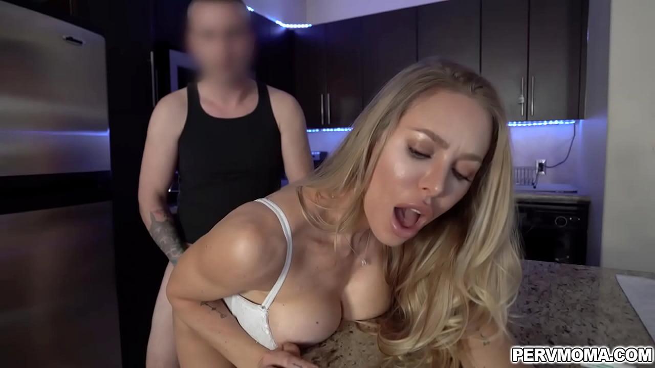 Big Tit Milf Fucks Stepson