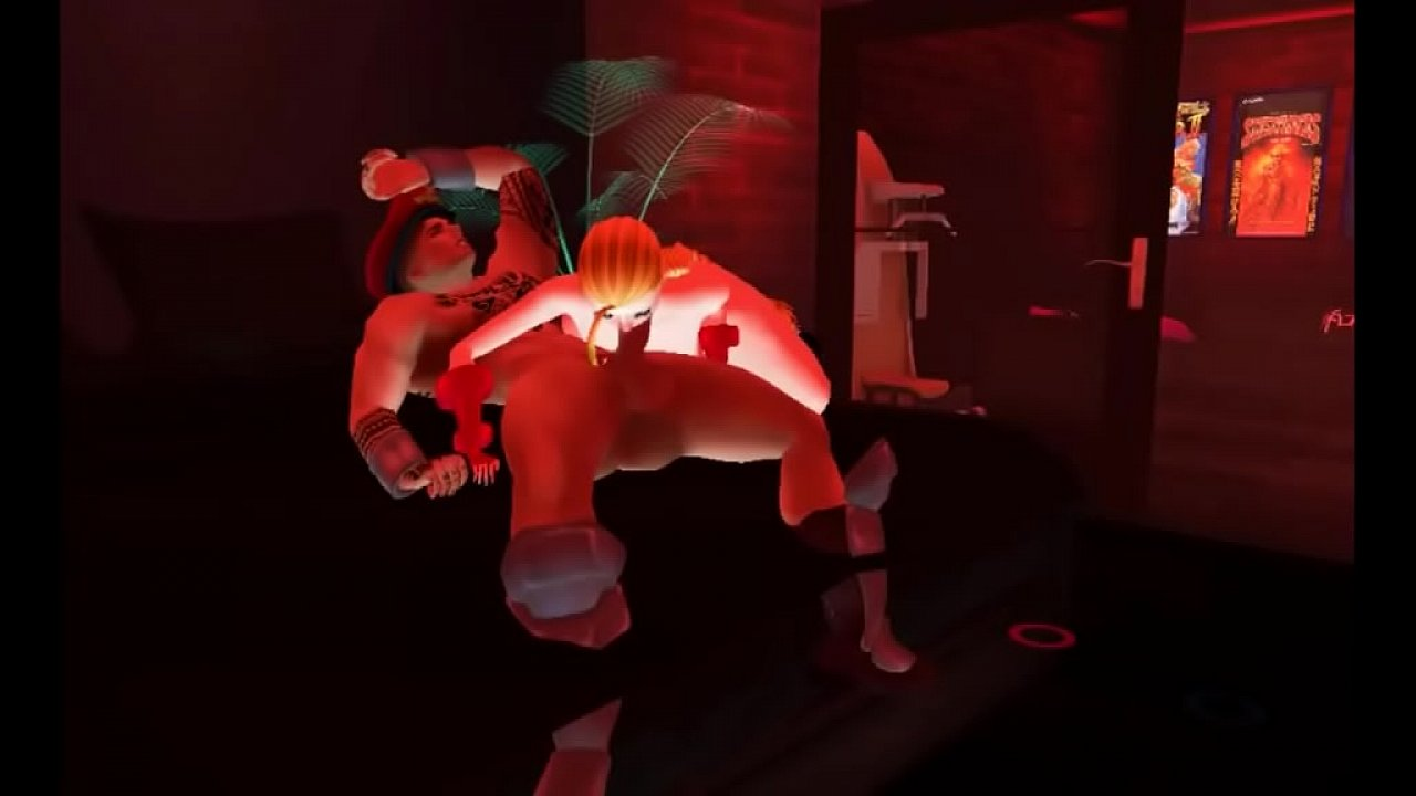 Cammy White Defeated By M. Bison On Imvu