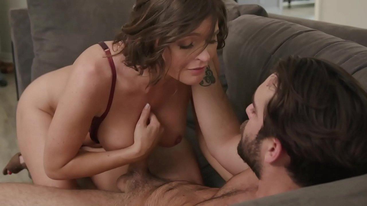 Big Tit Milf Step Mom Krissy Lynn Fucks And Squirts On Son  - 10