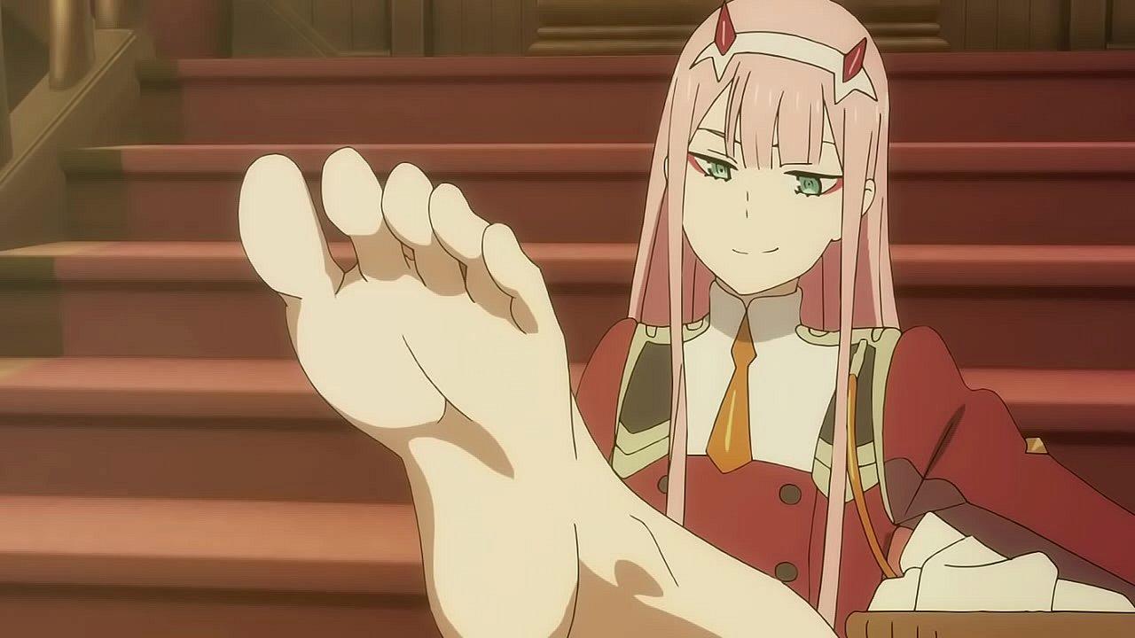 Anime Mas Porno mi fantasia con los pies - xvideos