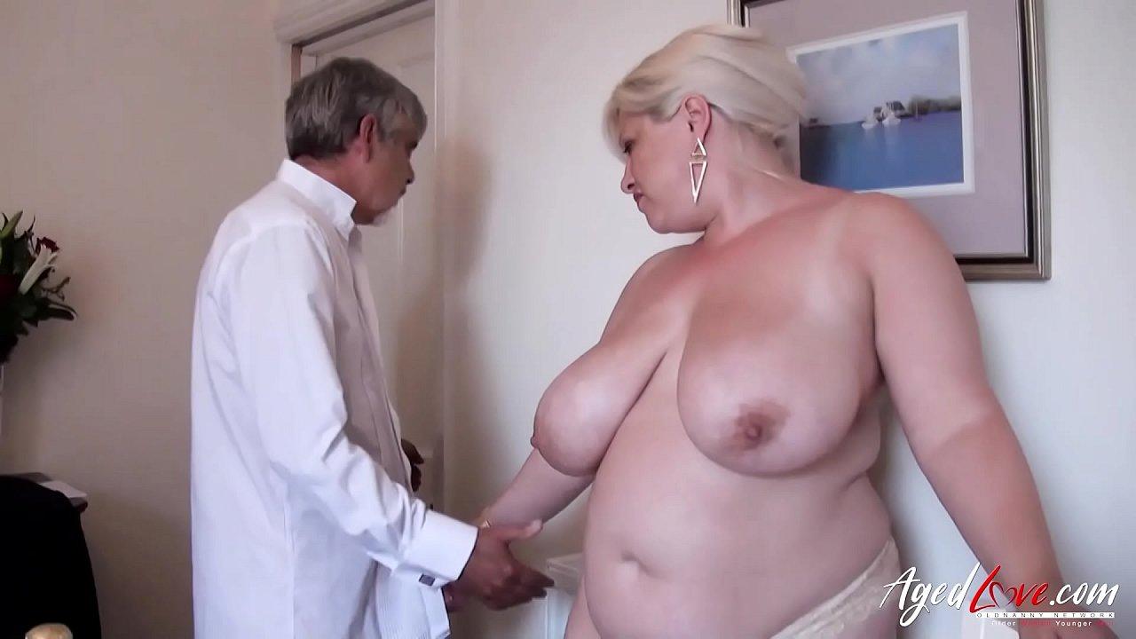 Mujeres Muy Gordas Follando la gorda de mi suegra se empeña en follar, yo encantado - xxx