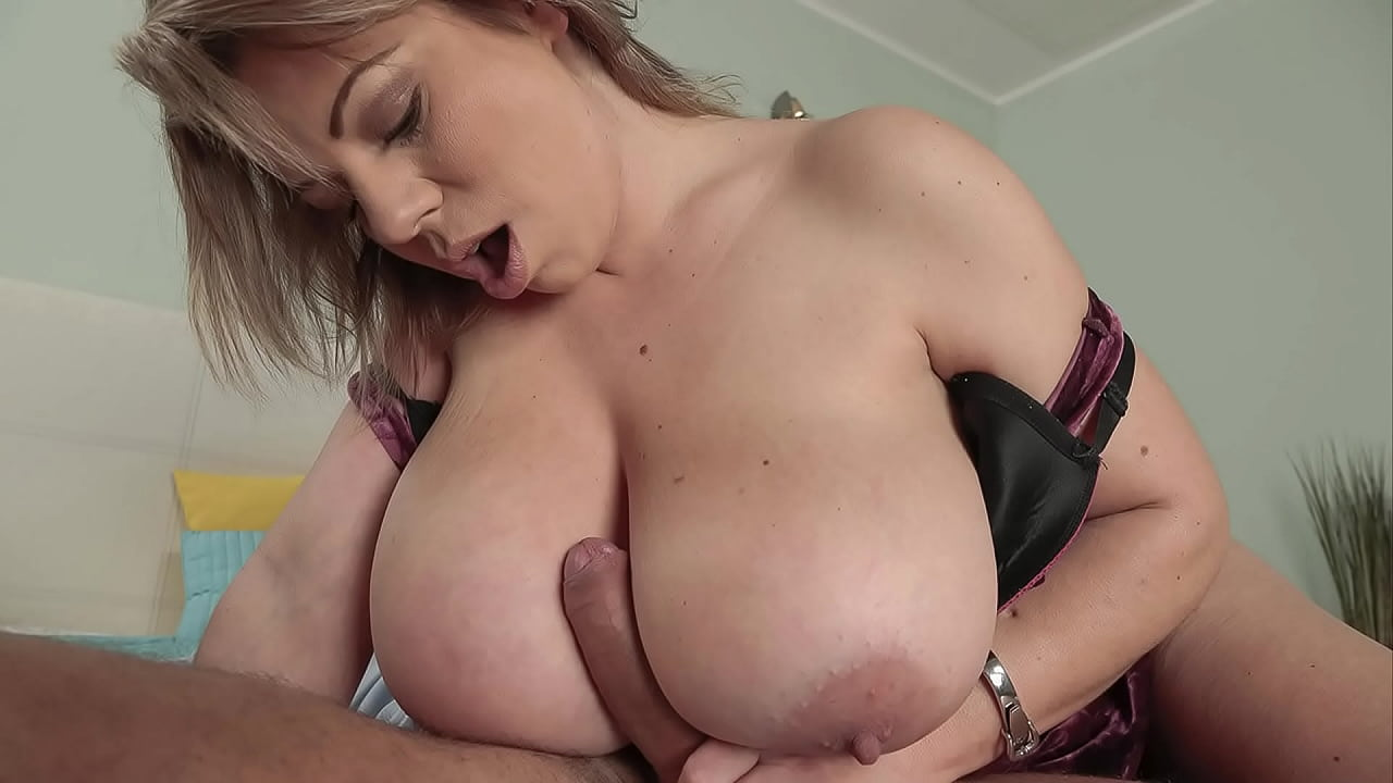 Milf With HUGE Natural Breasts Cousin Big Tits
