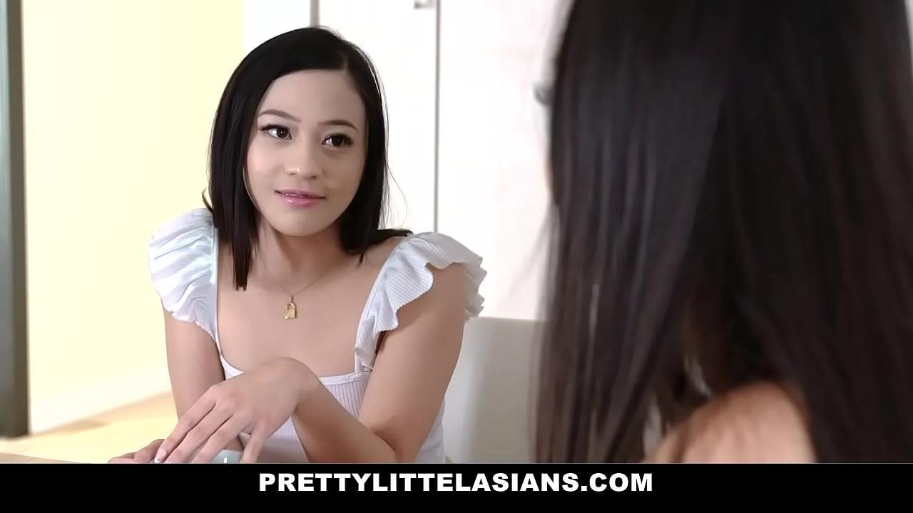Sharing A Bed With Asian Hotties- Jasmine Grey, Sharon Lee  thumbnail