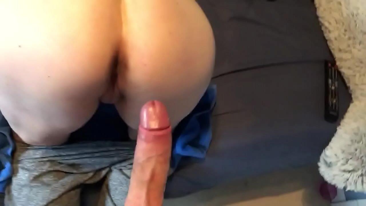 amateur pov anal creampie