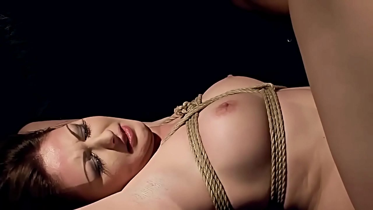 Sexy Zafira tied and trained. Part 2.
