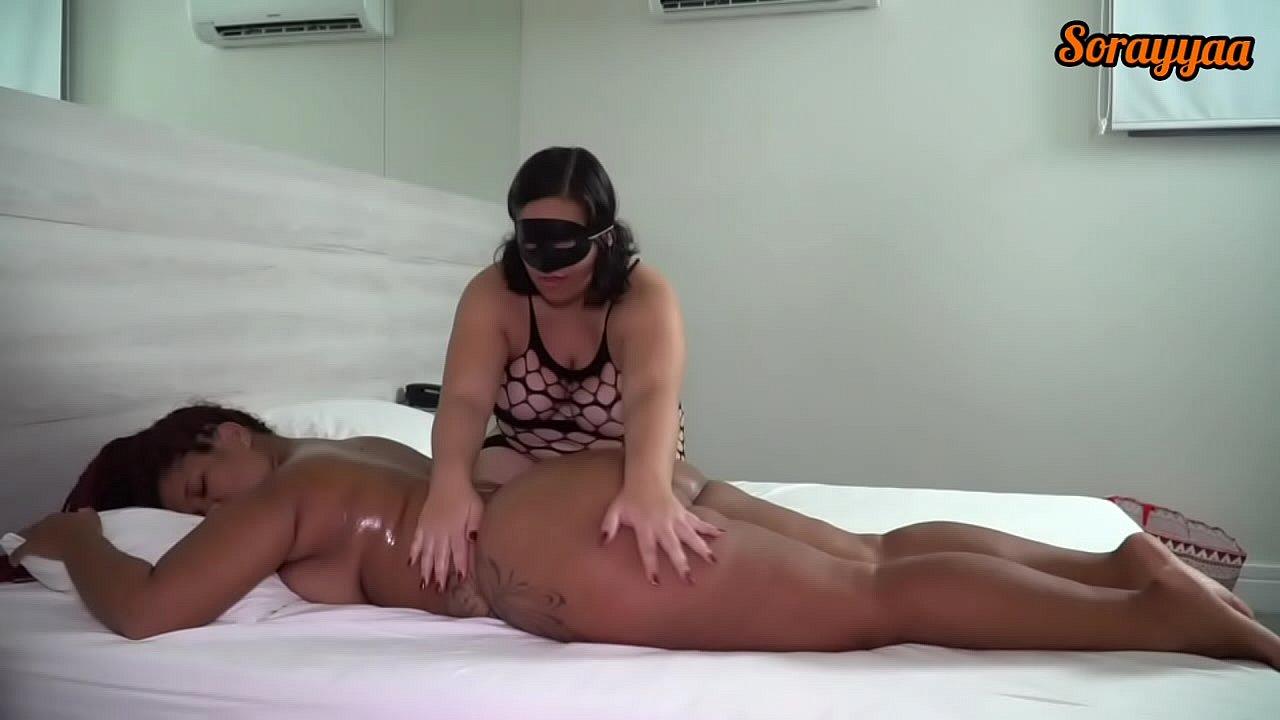 Fiz massagem na gostosa Suzy Furacao - Swing Club