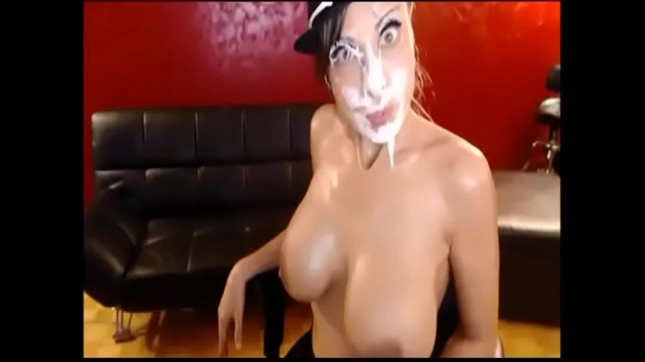 Agentsexyhot Gagging Porn bubble gum fetish - xvideos
