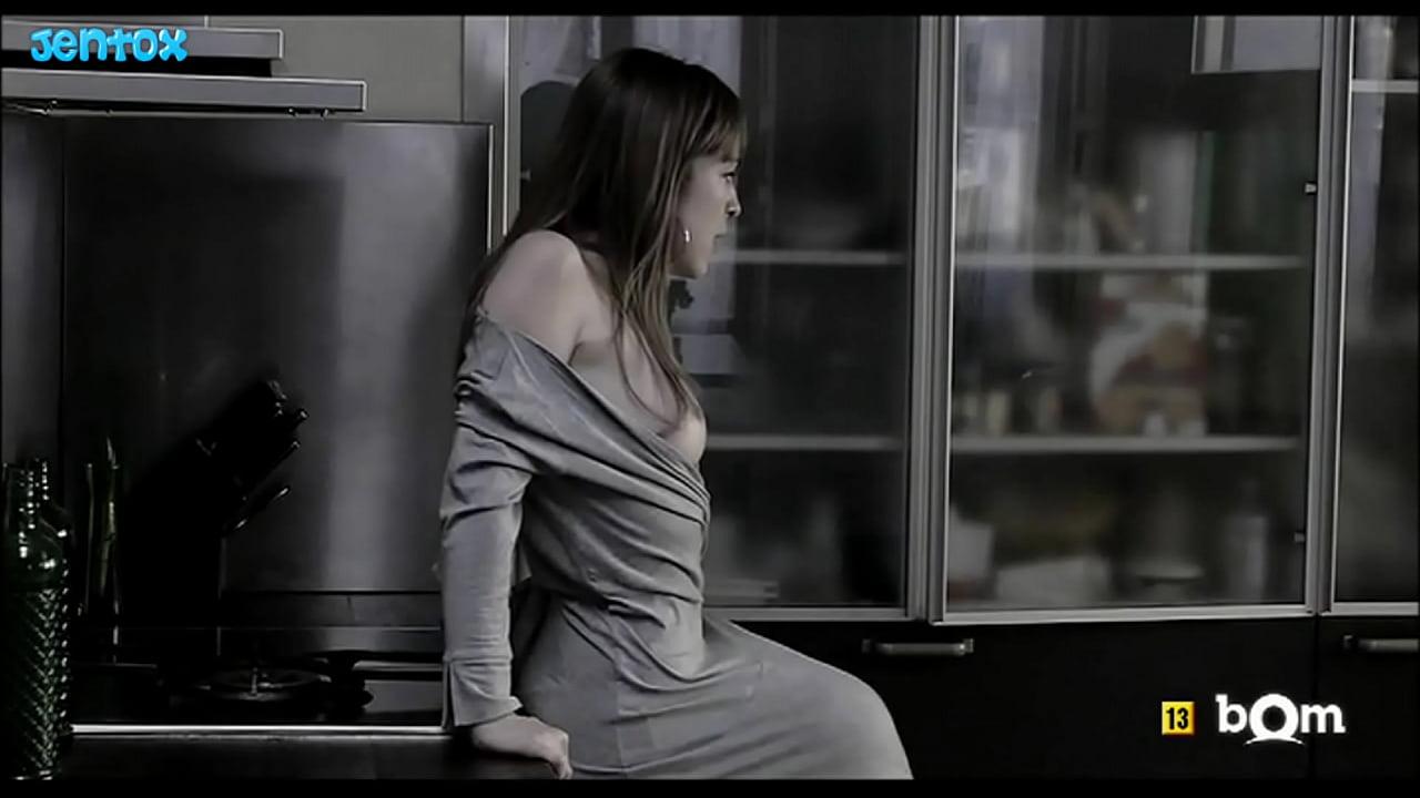 Silvia Abascal  nackt
