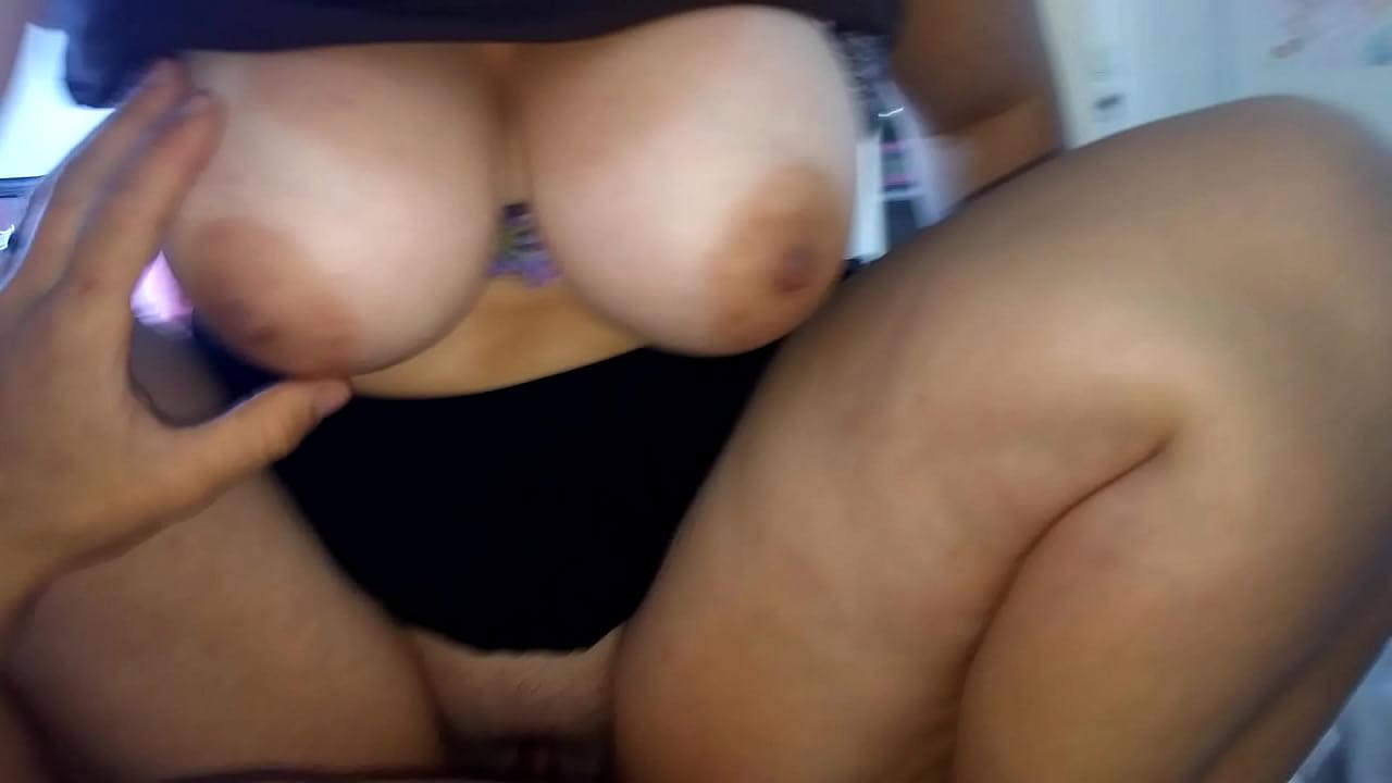 My Girlfriend With Big Tits