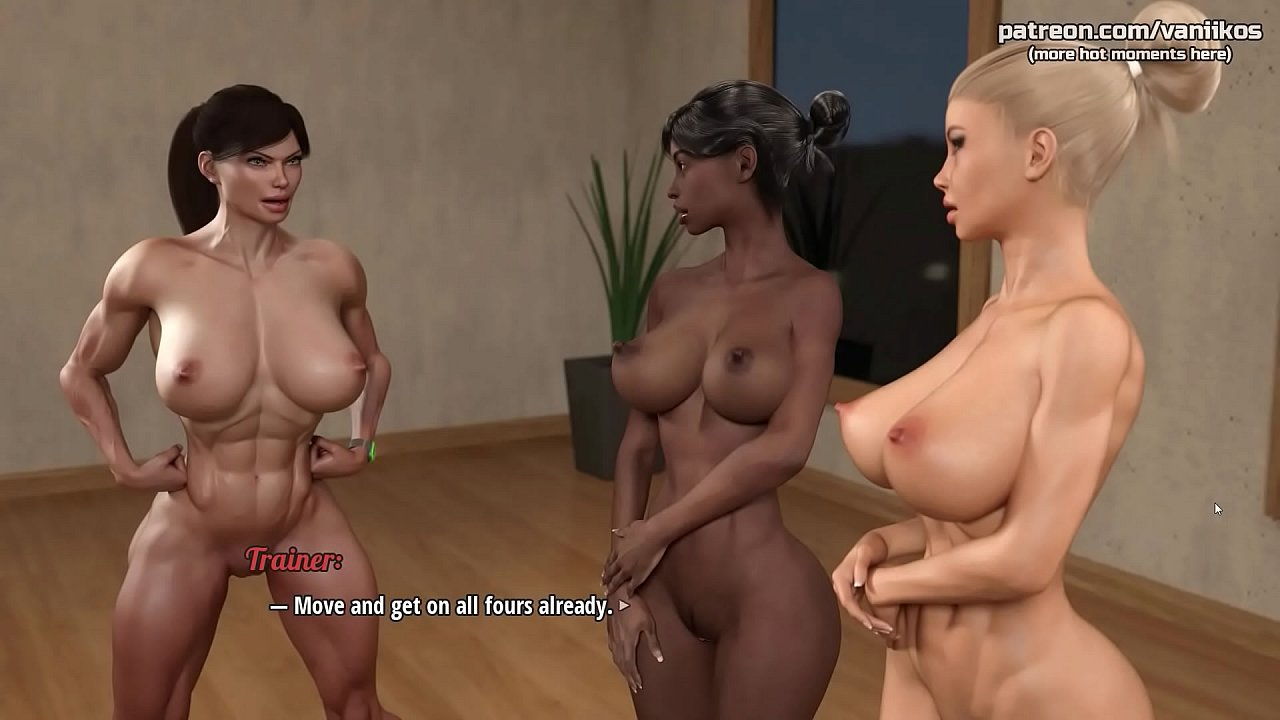 Lesbian Strapon Big Tits