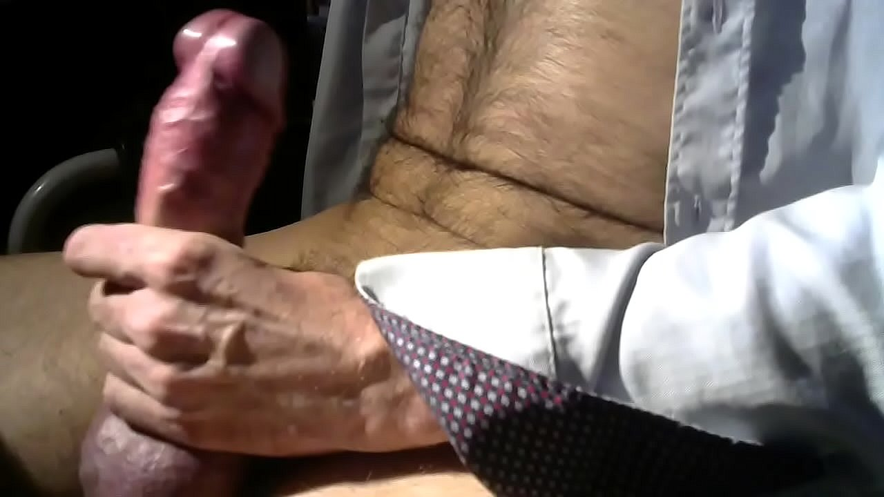 Muscle Stud Jerking Off