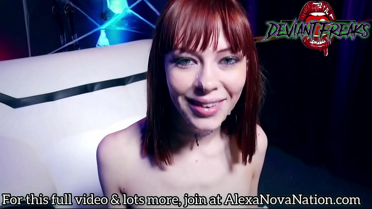 BTS turns to hot anal sex with Alexa Nova!