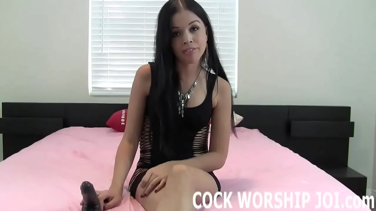 Wife Stroking Friends Cock