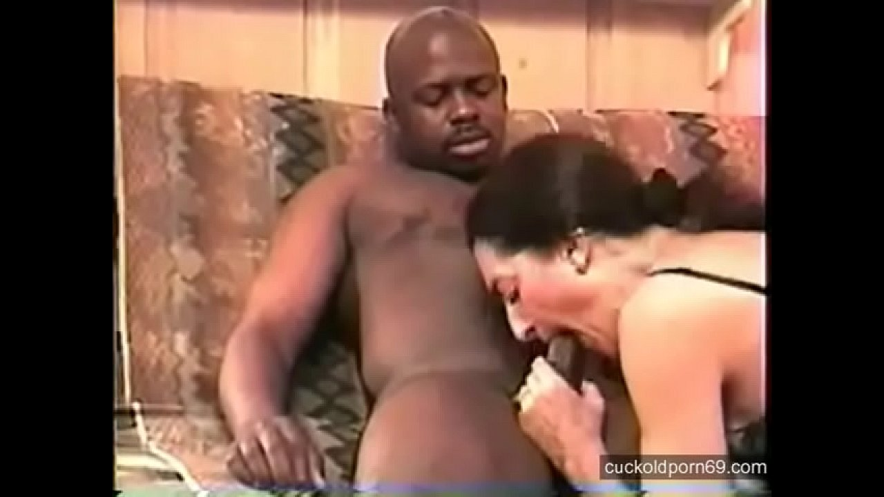 Black Guy Fucks Husband Wife