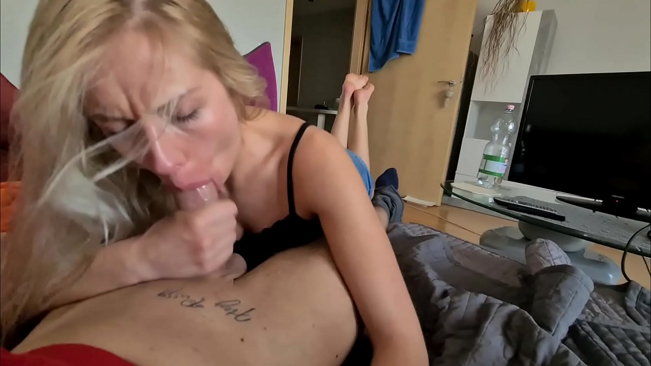 Rubbing My Wet Pussy His Dick