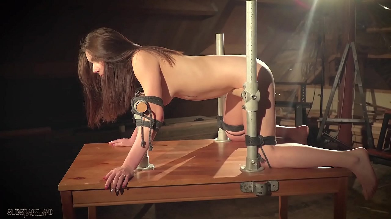 Hot girl tied up and ass fucked Naked Teen Tied Up In Chains Waiting To Be Fucked Xvideos Com