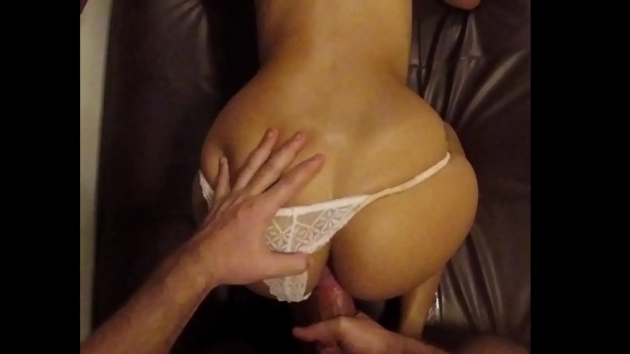 Amateur Doggy Creampie Pov