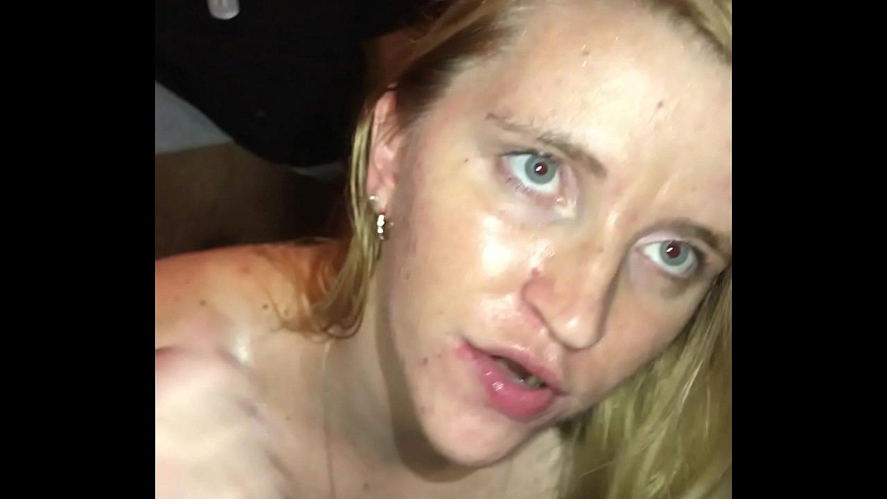Amateur Wife Begging Cum